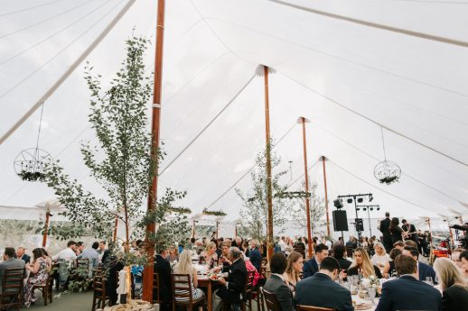 Boho Tented Wedding at Hardy Farm
