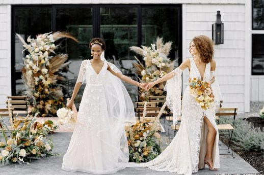 Ethereal Wedding Inspiration Featured on Perfete