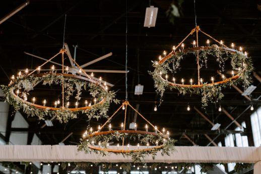 Romantic Industrial Brick South Maine Wedding
